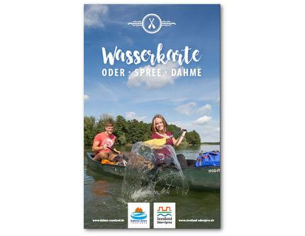 005 - Wasserkarte Oder-Spree-Dahme
