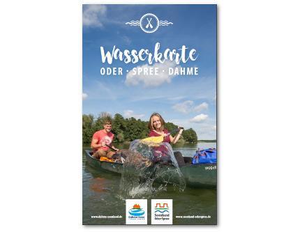 006 - Wasserkarte Oder-Spree-Dahme