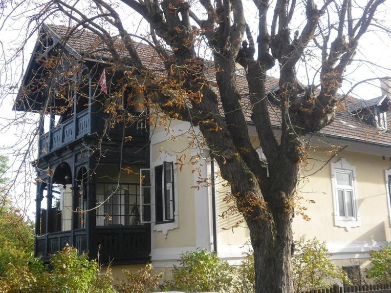 Haus Daphna im Herbst / Rechteinhaber: © Thomas Rübner