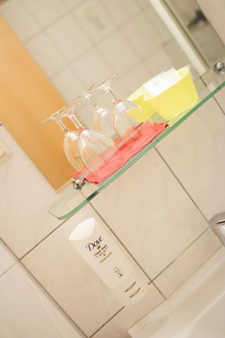 Bathroom / Author: Sabrina Voss / Copyright holder: © Hotel Holzinger