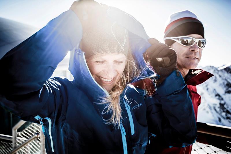 Winterstart am Pitztaler Gletscher