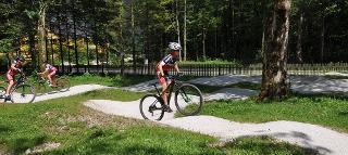 Bikearena im BSFZ Obertraun / Urheber: Bundessport- und Freizeitzentrum Obertraun / Rechteinhaber: © Bundessport- und Freizeitzentrum Obertraun