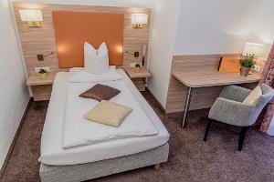 Einzelzimmer im Hotel Goiserer Mühle | © Goiserer Mühle