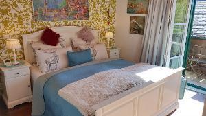 Schlafzimmer mit Südbalkon | ©