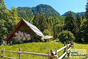 Our lodge in Alpine summer | © Jagdhaus Klaushofstube