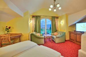 Suite Salzkammergut im Hotel Sommerhof | © Hotel Sommerhof in Gosau