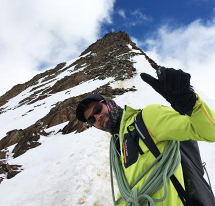 Abenteuer Package Pitz Alpine für Teilnehmer
