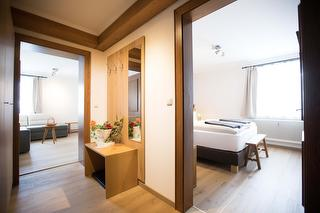 Junior Suite Gasthof Hotel Moserwirt