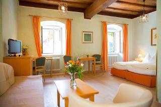 Dreibettzimmer Gasthof Hotel Moserwirt