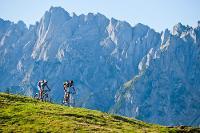 Mountainbiken im Salzkammergut | © OÖ.Tourismus