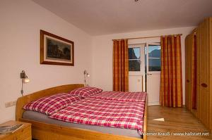 Doppelzimmer mit Seeblick | © Krauss/hallstatt.net