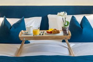 Breakfast in bed | © Hallstatt Hideaway