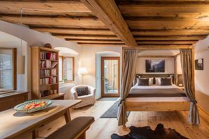 Deluxe Suite Holz | © Luthenberger