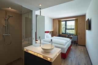 Zimmer Diamond City Hotel Tulln
