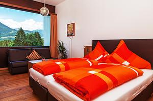 Four bed room | © Alpenhotel Dachstein