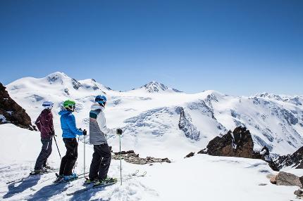 1 Tagesskipass Pitztaler Gletscher & Rifflsee
