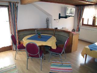 Wohnküche  Ferienwohnung 35