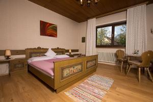 Schlafzimmer 2 in der Ferienwohnung | © Torsten Kraft