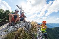 Klettersteigschnuppern