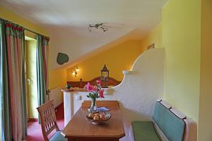 Suite Gosaukamm im Hotel Sommerhof in Gosau | © Hotel Sommerhof in Gosau