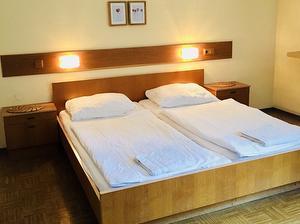 Obertrauner Hof Standard Double Room   © Luise Novak
