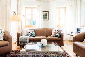 Living room Villa Anna | © Max Kieninger