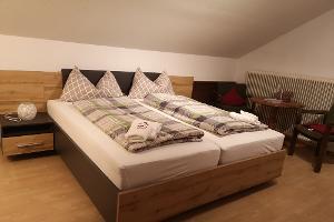 double bed with nice sitting area | © Rosita De Santis