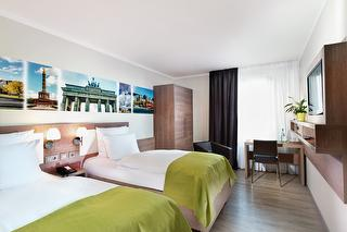 Zweibettzimmer / Urheber: Best Western Hotel Kantstrasse Berlin / Rechteinhaber: © Best Western Hotel Kantstrasse Berlin