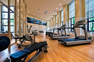 Fitness / Author: Sheraton Berlin Grand Hotel Esplanade / Copyright holder: © Sheraton Berlin Grand Hotel Esplanade