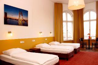 Zimmer / Rechteinhaber: © Grand Hostel Berlin, Jörg Pflugbeil