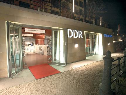 DDR Museum – Eintritt