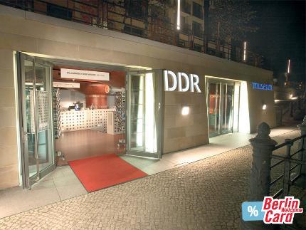 DDR Museum –  Berlin WelcomeCard