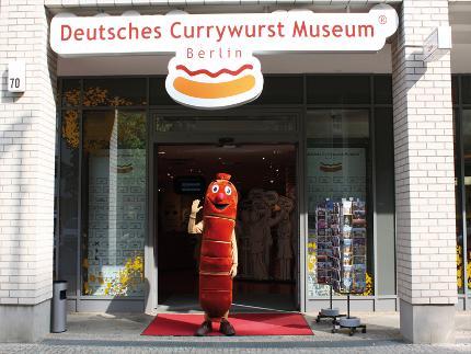 """Currywurst Museum – Eintritt inkl. Kostprobe """"Curry in the Cup"""""""
