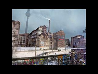 asisi Panometer: Die Mauer: visitBerlin/Foto: Tom Schulze / Urheber: Foto Copyright: Tom Schulze