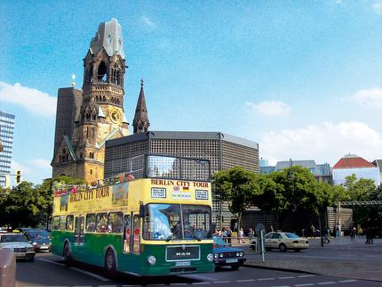 Berlin City Tour – Klassische Tour