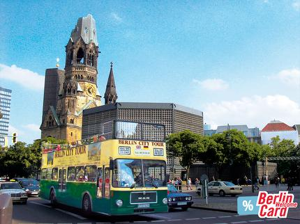 Berlin City Tour - Classic Tour (24 h) with Berlin WelcomeCard