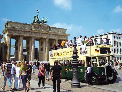 Berlin City Tour – Kombiticket 48 Std (Klassisch+Mauer&Kiez)
