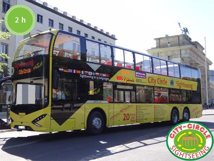 Berlin City Circle – Yellow Tour (2 Tage): Erwachsener