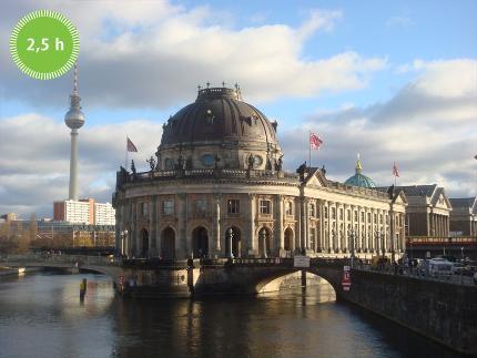BWSG – ArchitekTour Schiffsrundfahrt in Berlin - 2,5 Stunden - Ticket