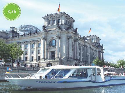 Stern und Kreisschiffahrt – Spreefahrt mit dem Schiff zum Müggelsee - 3,5 Stunden - Ticket Erwachsener
