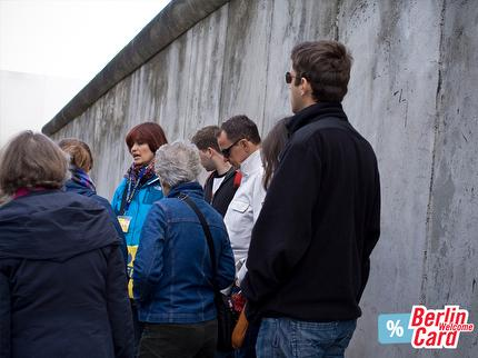 Insider Tour - Cold War Berlin - Walking Tour - Ticket incl. Berlin WelcomeCard-discount