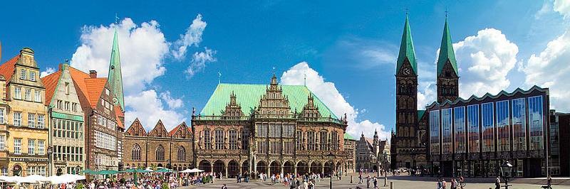 Bahn & Hotel Bremen / Rechteinhaber: © Titus Czerski / BTZ Bremer Touristik-Zentrale