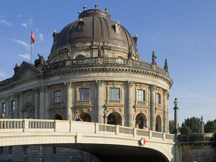 Bode-Museum Berlin: Eintrittskarte - Erwachsener