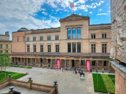 Neues Museum frei bis 18 Jahre