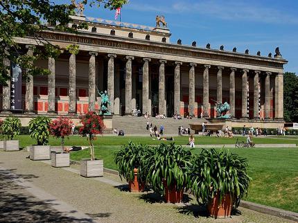 Altes Museum frei bis 18 Jahre