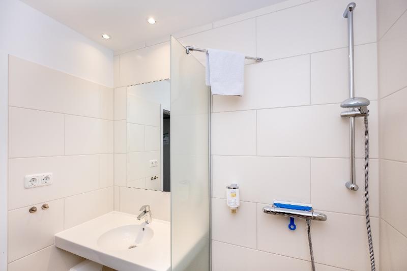 Einzelzimmer Mit Dusche, WC