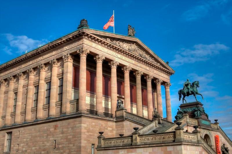 Alte Nationalgalerie / Copyright holder: © visitBerlin Foto: Wolfgang_Scholvien
