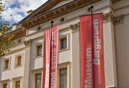Museum Berggruen + Sammlung Scharf-Gerstenberg mit Sonderausstellung: bis 18 Jahre