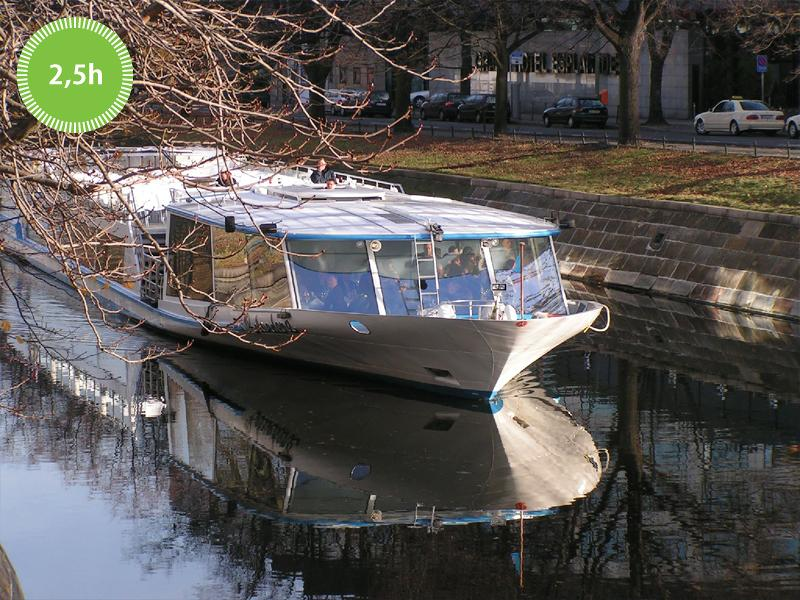Stern Und Kreisschiffahrt City Tour River Cruise Berlin 2 5