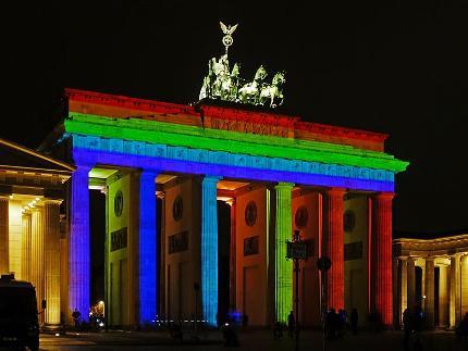 Original Berlin Walks - Berlin Illuminated - 19 Uhr Abendtour auf deutsch - Erwachsene